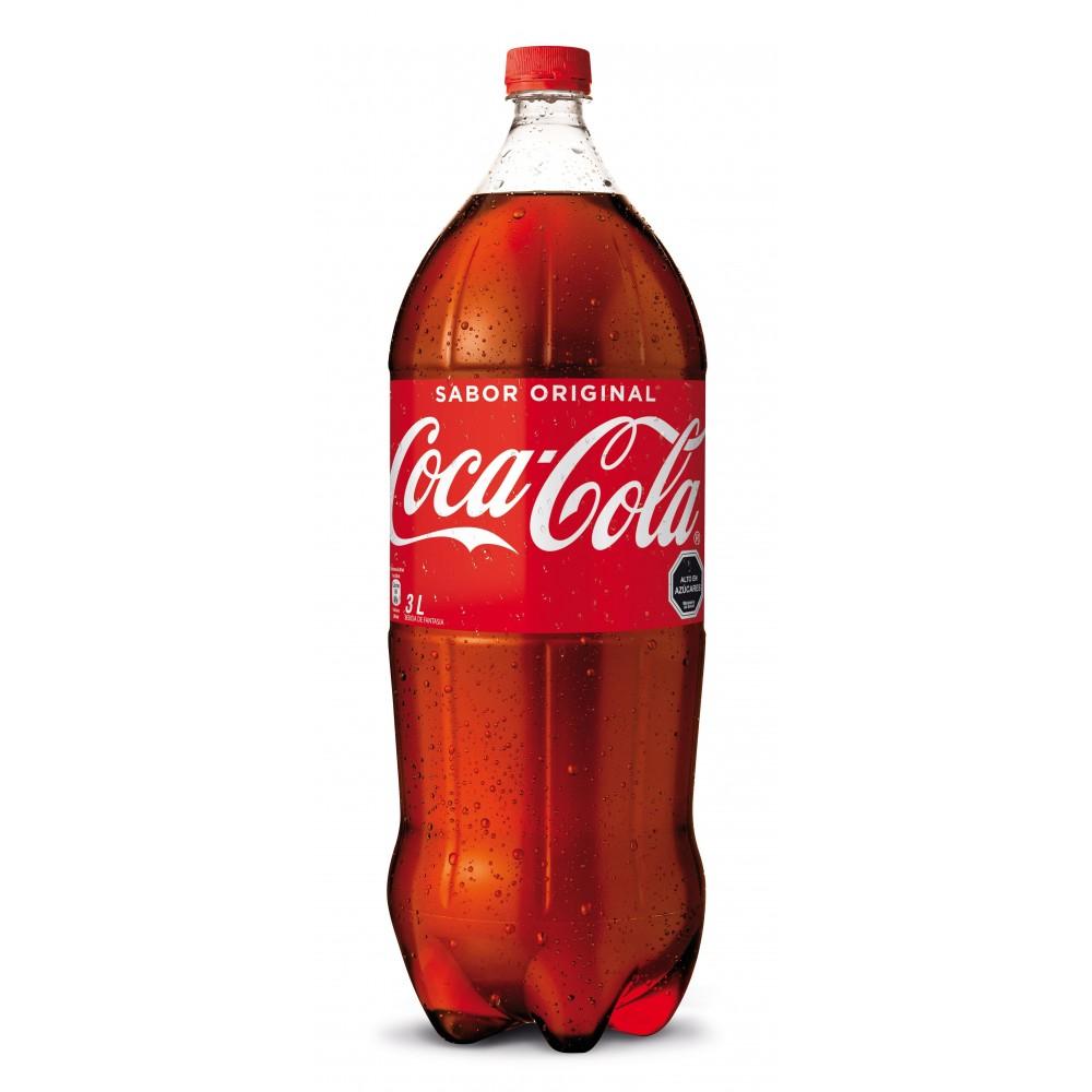 Bebida COCA COLA 3 lt